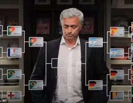 Mourinho dự đoán 4 đội mạnh nhất ở World Cup 2018