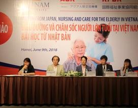 Giáo sư Nhật chia sẻ bài học kinh nghiệm đào tạo ngành điều dưỡng