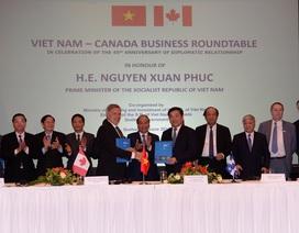 Tăng cường hợp tác giáo dục đại học giữa Việt Nam và Canada