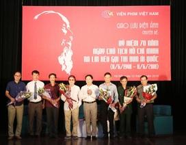 Cuộc hội ngộ của 3 nghệ sĩ đóng vai Bác Hồ thành công nhất