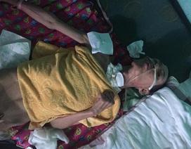 """Thanh Hóa: Mẹ 85 tuổi """"cầu cứu"""" đòi đất cho con trai nằm liệt giường"""