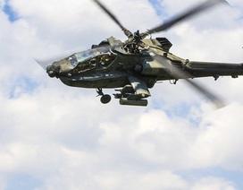 Đài Loan biên chế phi đội trực thăng Apache mua của Mỹ