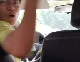 """Tài xế taxi công nghệ chửi khách """"Mày ngu lắm"""" và bắt khách chào khi lên xe"""