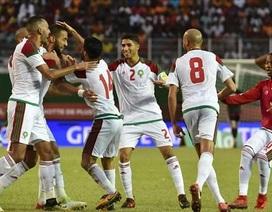 Morocco - Iran: Trận chiến quyết định vé đi tiếp