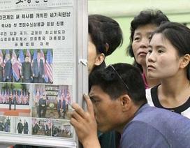 Ông Trump lần đầu xuất hiện trên truyền thông Triều Tiên