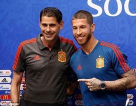 """Sergio Ramos: """"Buổi họp báo như đám tang"""""""