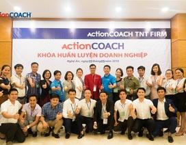 ActionCOACH tạo đòn bẩy để phát triển các doanh nghiệp Thanh - Nghệ - Tĩnh