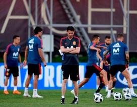 Đội tuyển Tây Ban Nha buồn thiu sau cú sốc lớn