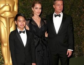 Maddox không bị ép phải sống cùng Brad Pitt giữa lúc cha mẹ căng thẳng
