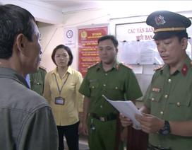Khởi tố thanh niên kích động, gây rối trật tự công cộng ở Sài Gòn