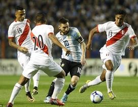 Argentina - Iceland: Gánh nặng trên vai Messi