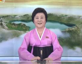 """""""Quý bà áo hồng"""" Triều Tiên giành được thiện cảm của Tổng thống Trump"""
