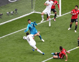 Chấm điểm trận Ai Cập - Uruguay: Suarez quá tệ hại