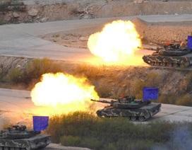 Mỹ ngừng vô thời hạn các cuộc tập trận lớn với Hàn Quốc