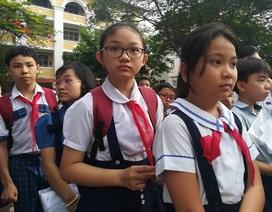 Nóng: Đề thi và đáp án bài khảo sát vào lớp 6 trường Trần Đại Nghĩa