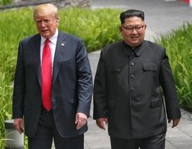 Ông Trump suýt hủy họp với ông Kim Jong-un vì quá sốt ruột