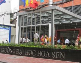 Trường ĐH Hoa Sen chính thức có chủ mới