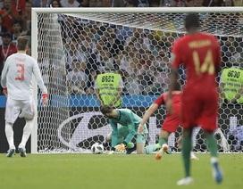 Mourinho tiếc nuối với sai lầm của De Gea trước Bồ Đào Nha
