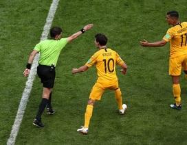 Công nghệ VAR lần đầu tiên được áp dụng ở World Cup