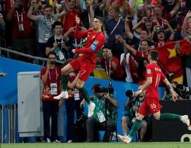 C.Ronaldo lập hàng loạt kỷ lục sau màn rực sáng trước Tây Ban Nha