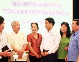 Chủ tịch Hà Nội: Nguồn đất có hạn, xây nhà cao tầng là xu hướng tất yếu