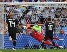 Argentina 1-1 Iceland: Messi đá hỏng phạt đền
