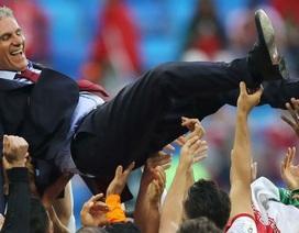 """Carlos Queiroz nổ tưng bừng sau khi giúp châu Á """"rửa mặt"""""""