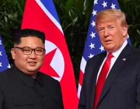 """Tổng thống Trump: """"Nếu không nhờ tôi, chiến tranh với Triều Tiên đã xảy ra"""""""