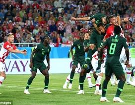 Croatia 2-0 Nigeria: Modric lập công