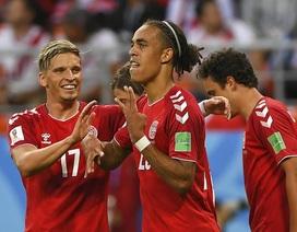Peru 0-1 Đan Mạch: Phần thưởng xứng đáng cho sự quả cảm