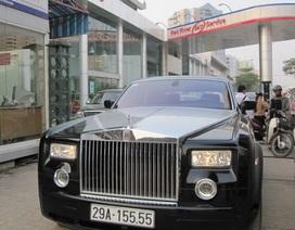 Ông chủ bí ẩn đi Rolls-Royce biển 15.555, giới đại gia kiềng nể