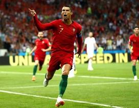 """Người hùng World Cup C.Ronaldo: Khi """"quái vật"""" nổi điên…"""