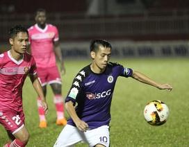 Trận thua khó hiểu của CLB Hà Nội trước Sài Gòn FC