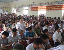 Chủ tịch tỉnh Thanh Hóa đối thoại với hàng trăm người dân