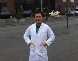 Chàng trai Việt là 1 trong 10 SV xuất sắc nhất tại Đức: Đừng chọn nghề chỉ vì xu thế