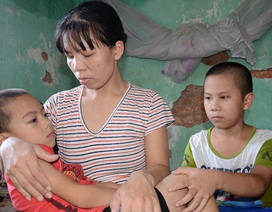 Chồng chết vì ung thư gan, mẹ lại đổ quỵ khi con mắc bệnh hiểm nghèo