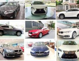 Kỳ lạ xe cũ đắt hơn xe mới cả trăm triệu đồng