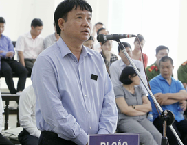 Hôm nay xử phúc thẩm ông Đinh La Thăng vụ góp vốn vào Oceanbank