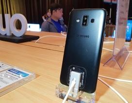 Galaxy J7 Duo chính thức ra mắt, camera kép giá dưới 6 triệu đồng