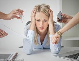 Bạn có nguy cơ bị kiệt sức do công việc không?