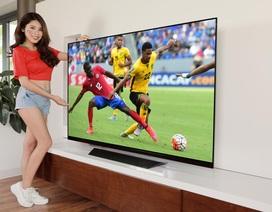 4 điểm mạnh trên các dòng TV 4K của LG mùa World Cup 2018