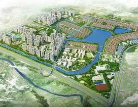"""Hà Nội có """"siêu"""" đô thị lên tới 90.000 dân ở Gia Lâm"""