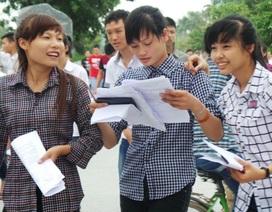 Thí sinh không được xét tốt nghiệp nếu không dự đủ số bài thi tổ hợp