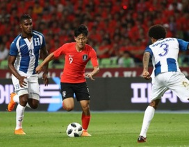 """""""Messi Hàn Quốc"""" có tên trong danh sách dự World Cup 2018"""