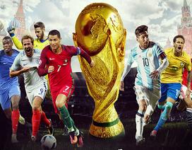 """""""Bộ lịch thi đấu thông minh cho World Cup 2018"""" là ứng dụng nổi bật tuần qua"""