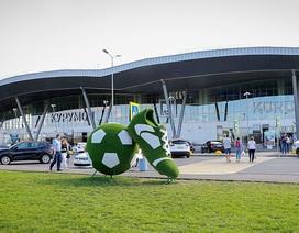 Kiến trúc ấn tượng của các sân bay Nga