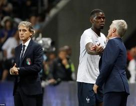 Chơi tệ trước World Cup 2018, Paul Pogba bị cổ động viên la ó