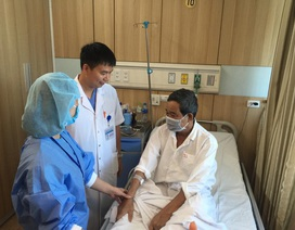 4 người chết não hiến tạng cứu 16 bệnh nhân nguy kịch