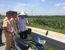 Thực nghiệm hiện trường, điều tra cái chết của 2 thiếu nữ ở Hưng Yên
