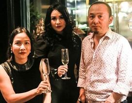 Quốc Trung, Mỹ Linh mừng sinh nhật tuổi mới của Thanh Lam